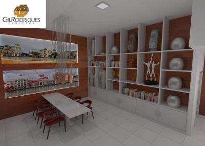 Gil Rodrigues Projetos - Centro de Apoio ao Turista